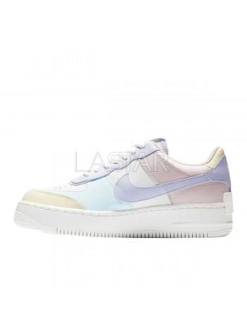 Nike Air Force 1 Shadow White Glacier Blue Ghost CI0919-106