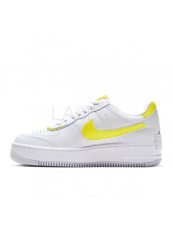 Nike Air Force 1 Shadow White Lemon CI0919-104