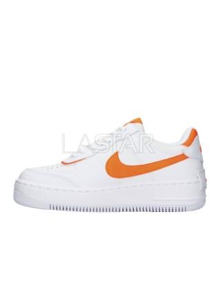Nike Air Force 1 Shadow White Total Orange CI0919-103