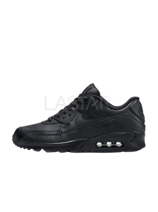 Nike Air Max 90 Leather Black 302519-001