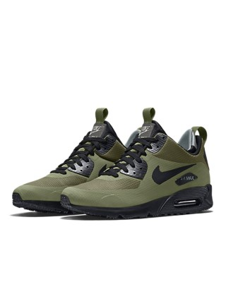 Nike Air Max 90 Mid Winter Olive 806808-300