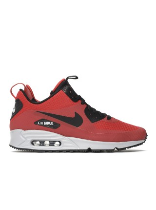 Nike Air Max 90 Mid Winter Red 806808-600