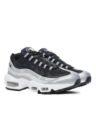 Nike Air Max 95 QS Platinum Black Grey 814914-001