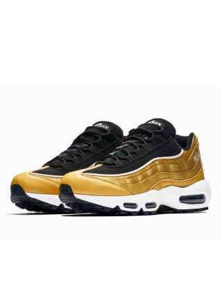 Nike Air Max 95 Wheat Gold Black AA1103-700