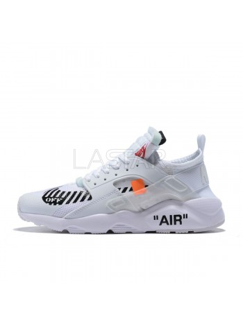 Nike Air Huarache Off-White Ultra White