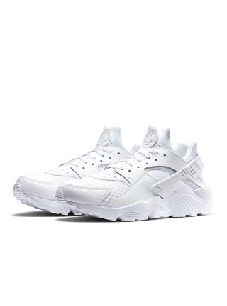 Nike Air Huarache White Platinum 318429-111