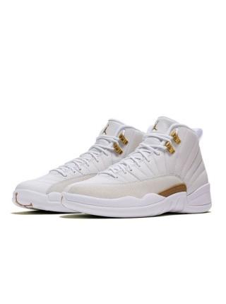 Jordan 12 Retro OVO White 873864-102