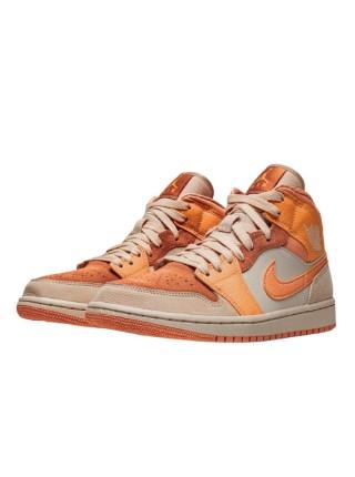 Jordan 1 Mid Apricot Orange DH4270-800