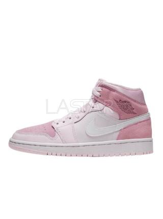 Jordan 1 Mid Digital Pink CW5379-600
