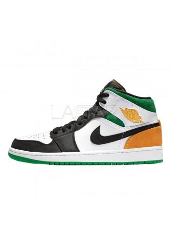 Jordan 1 Mid Oakland 852542-101