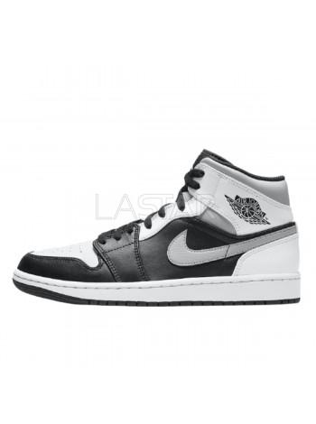 Jordan 1 Mid White Shadow 554724-073