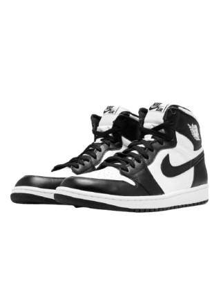Jordan 1 Retro Black White 555088-010