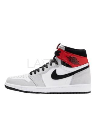 Jordan 1 Retro High Light Smoke Grey 555088-126