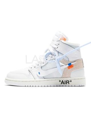 Jordan 1 Retro High Off-White White AQ0818-100