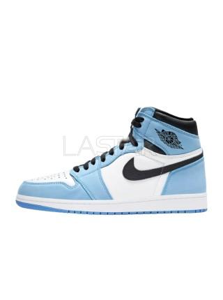 Jordan 1 Retro High OG University Blue AQ2664-134