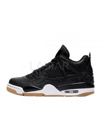 Jordan 4 Retro Laser Black Gum CI2970-001
