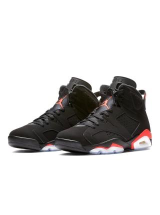 Jordan 6 Retro Black Infrared 384664-060