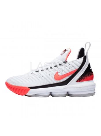 Nike LeBron 16 White Hot Lava CI1521-100