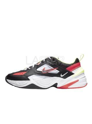 Nike M2K Tekno Black Volt Crimson CI2969-003