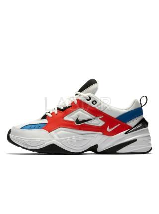 Nike M2K Tekno Orange White Black AO3108-101