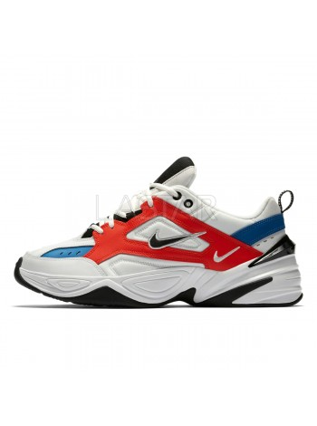 Nike M2K Tekno Orange White Black AO3108-101