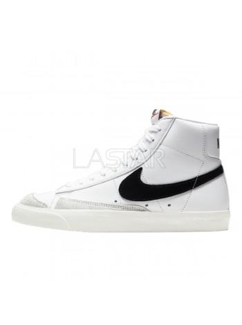 Nike Blazer Mid 77 Vintage White Black BQ6806-100