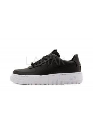 Nike Air Force 1 Pixel Black White CK6649-001