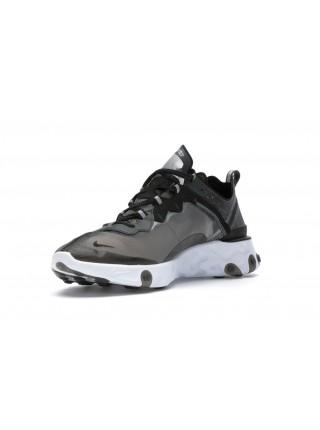 Nike React Element 87 Anthracite Black AQ1090-001