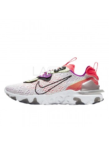 Nike React Vision Barely Volt Laser Crimson CD4373-102