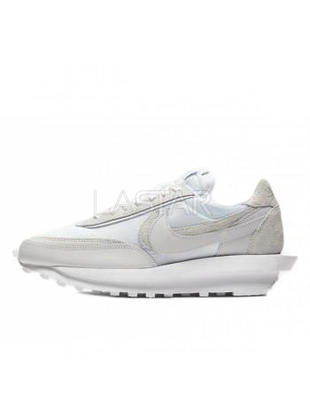 Nike LD Waffle Sacai White Nylon BV0073-101