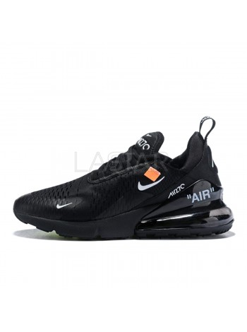 Nike Air Max 270 x Off White Black AH6789-201