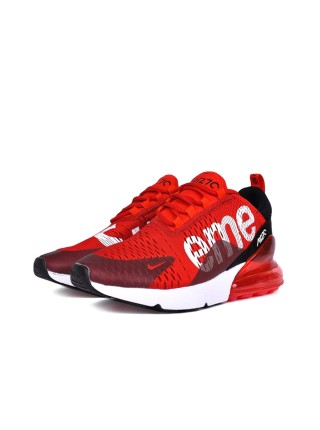 Nike Air Max 270 Supreme Red AH6789-201