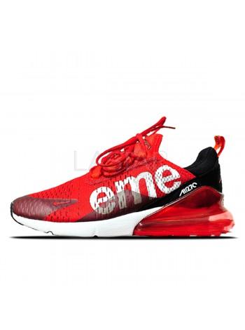 Nike Air Max 270 Supreme Red AH6789-201
