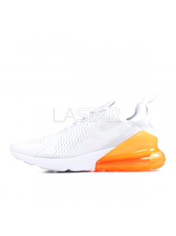 Nike Air Max 270 White Pack Orange AH8050-102