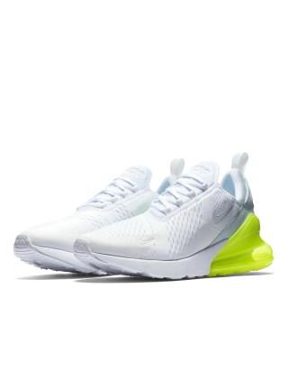 Nike Air Max 270 White Pack Volt AH8050-104