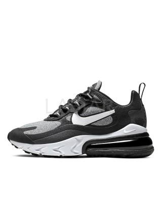 Nike Air Max 270 React Black Vast Grey Off Noir AO4971-001