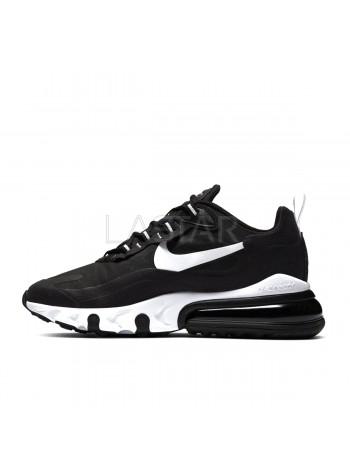 Nike Air Max 270 React Black White AO4971-004