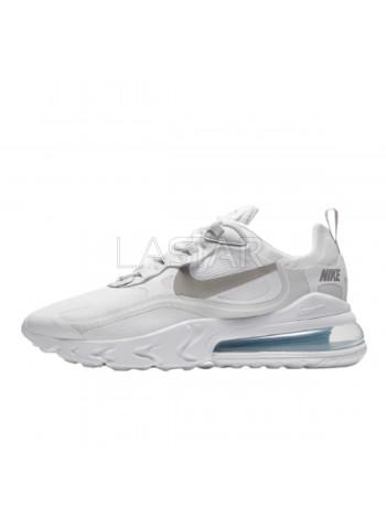 Nike Air Max 270 React Smoke Grey Pure Platinum CV1632-100
