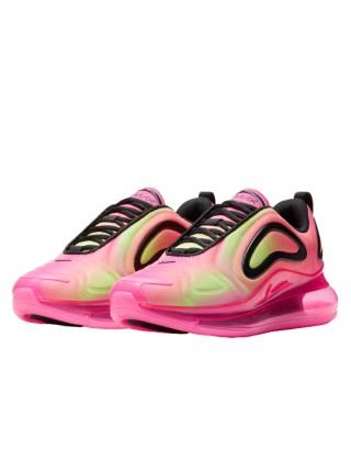 Nike Air Max 720 Pink Blast Atomic Green CW2537-600
