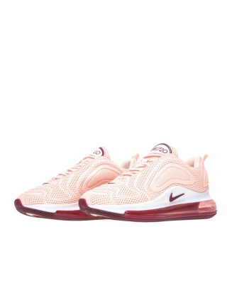 Nike Air Max 720 Pink White Red