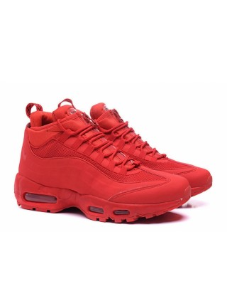Nike Air Max 95 Sneakerboot Anniversary Red