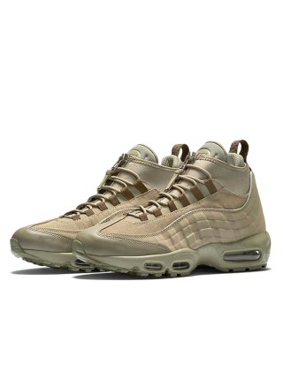 Nike Air Max 95 Sneakerboot Beige 806809-303