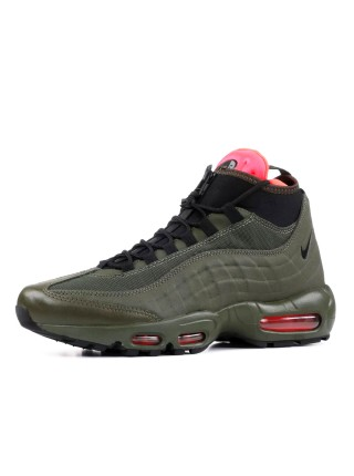 Nike Air Max 95 Sneakerboot  Dark Loden 806809-300