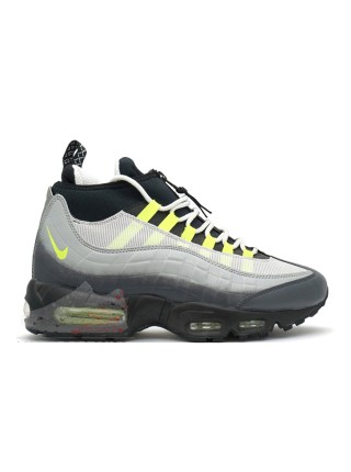 Nike Air Max 95 Sneakerboot Grey 806809-078