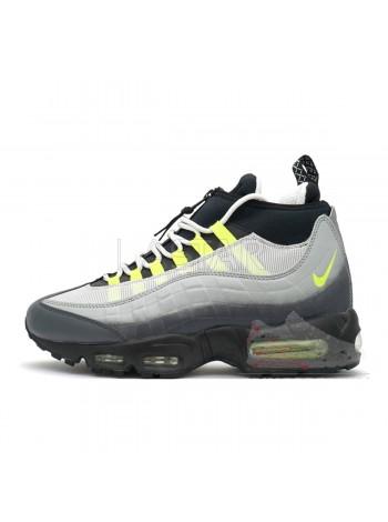 Nike Air Max 95 Sneakerboot Grey 806809-078