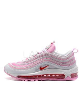 Nike Air Max 97 GS Pink White 313054-161