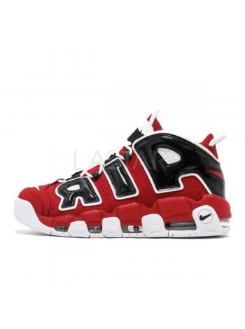 Nike Air More Uptempo Bulls Hoops Pack 921948-600