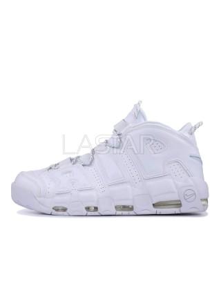 Nike Air More Uptempo Triple White 921948-100