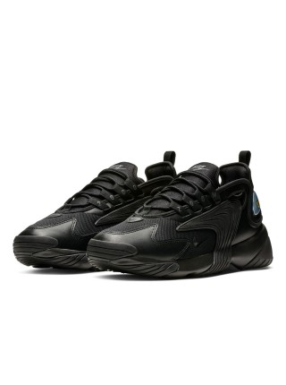 Nike Zoom 2k Triple Black AO0269-002