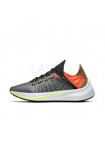 Nike EXP-X14 Black Volt Total Crimson AO1554-001